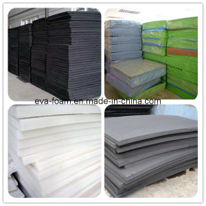 Black Elastic Rubber EVA Foam High Elastic Rubber Foam Sheet