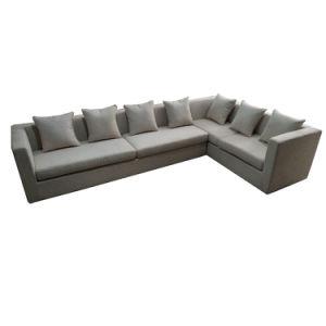 Fashionable Sectional Fabric Sofa