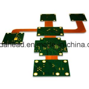 Multilayer Rigid Flex Printed Circuit Board 4 Layers PCB Manufacturer