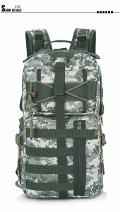 Handbag Urban Popular Military Tactical Water-Proof European Multicam Tactical Hiking Shoulder Camping Backpack pictures & photos