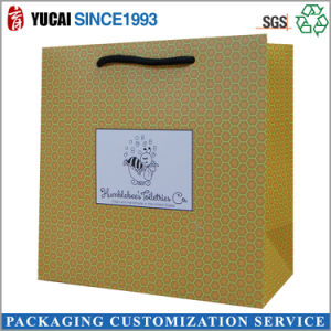 Customized Paper Shopping Bag for Clothing pictures & photos