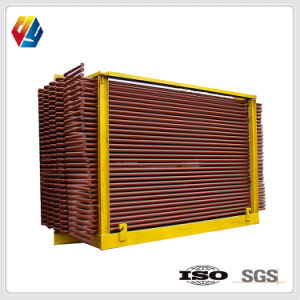 Industrial Heat Exchanger/Recovery Economizer Boiler Components for Industrial Heating Power Plant