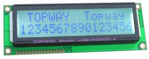 16X2 Character LCD Module Alphanumeric COB Type LCD Display (LMB162G) with Big Size pictures & photos