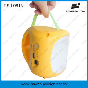 Portable LED Solar Lantern Light Power Bank pictures & photos