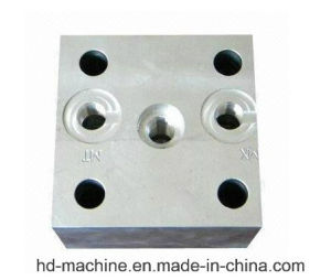 OEM CNC Machined/Machining Parts with Stainless Steel, Brass, Aluminum etc (Polishing, Powder Coating, Blacken, Hardening, Painting)