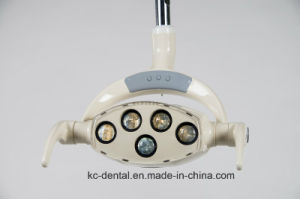 Dustproof Design 5lens Dental Equipment LED Lamp for Dental Chair