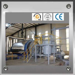 Continuous Waste Tire Pyrolysis Plant with Ce, SGS, ISO pictures & photos
