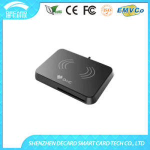13.56 MHz RFID/ NFC Card Reader with EMV Certificate (D8N) pictures & photos