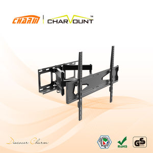 "600*400mm TV Bracket Wall Mount, Full Motion TV Mount for 32""-70"" (CT-WPLB-EA203L) pictures & photos"