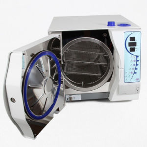 22L Class B Bench-Top Dental Medical Small Autoclave Sterilizer Steam