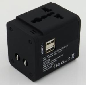 New Model USB Travel Adapter