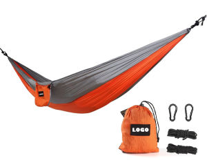 Light Nylon Parachute Fabric Hammock, Multifunctional Light Best for Outdoor Camping
