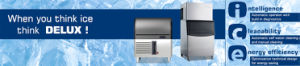 230kgs Commercial Cube Ice Maker for Food Service Use pictures & photos