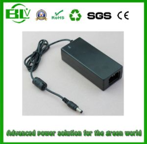 21V2a Battery Charger to Power Supply for Li-ion Battery with Customized Socket pictures & photos