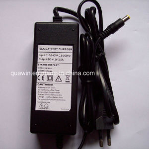 14.7V 2A Automatic Lead Acid Battery Charger pictures & photos