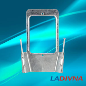 Anstralian Electrical Bracket (metal bracket horizontal mounting with nails) pictures & photos