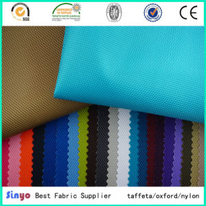 Soft PVC Laminated 600d*600d Oxford Fabric for Ukraine Market pictures & photos