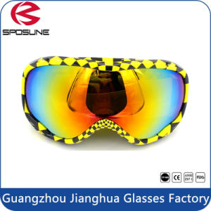 100% UV Protective Outdoor Sport Glasses High Impact Double Lens Snowboard Ski Goggles pictures & photos