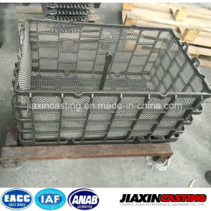 HK40 HP40 Precision Casting Heat Treatment Grates (bastket)