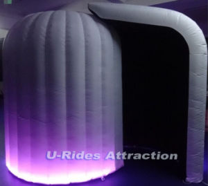 Inflatable Lighting LED booth Tent with Remote control pictures & photos
