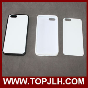 Custom 2D Sublimation Blanks PC Phone Cases for iPhone 5/5s/Se