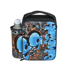 Equipped with BPA Freee Bottle Picnic Lunch Fruit Cooler Bag