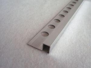 Aluminum Alloy L Shape Tile Trim Right Angle Type Series