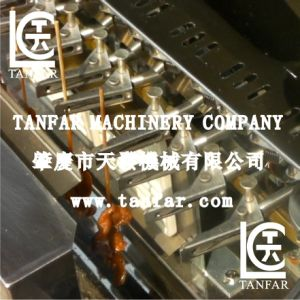 Automatic Gas Rolling BBQ Yakitori Machine pictures & photos