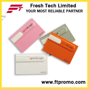 Credit Card Style USB Flash Drive for Custom (D605) pictures & photos
