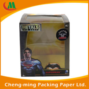 Wholesale OEM Printed Paper Gift Box with Clear PVC Window