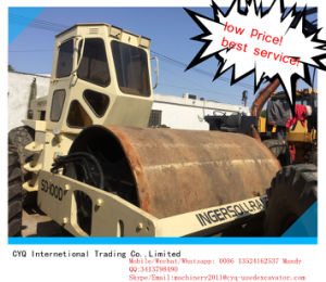 Used Ingersoll-Rand Road Roller SD100d High Quality! pictures & photos