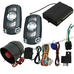 Auto Alarm System with Central Door Locking System Automation