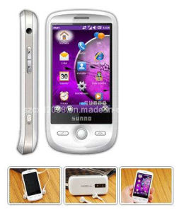 Quad Band Windows 6.5 PDA Mobile Phone with WiFi and GPS (CXD-A880)