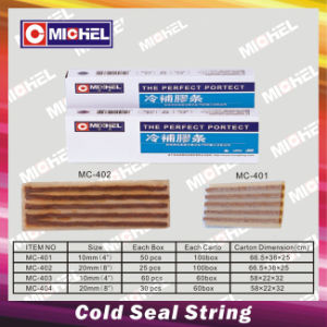 Tire Repair Seal String, Cold Repair String