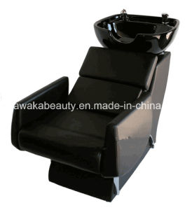 Shampoo Chair Set / Shampoo Unit Set / Back Wash Shampoo Bed (gza-s839)