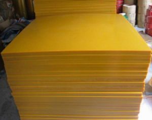 Polyurethane Sheet, PU Sheet with 100% Polyether Material (3A2001) pictures & photos