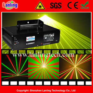 Good Price 300mw RGY Stage Laser Show Light pictures & photos