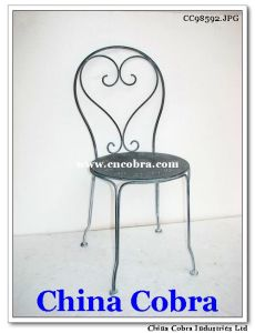 Metal Dining Chair (CC98592)