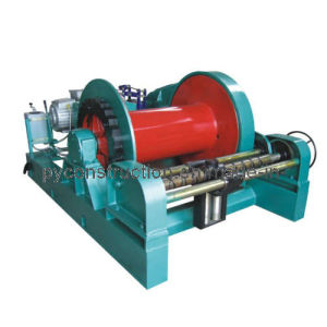 Electric Large Cable Winch 16ton pictures & photos