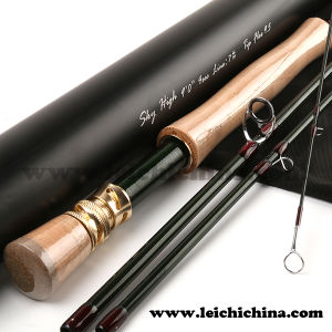 Hot Sale Nano Resin Carbon Fiber Fly Fishing Rod pictures & photos