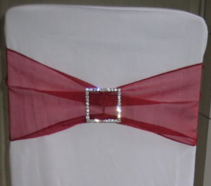 Sash With Brooch