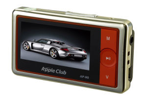 Double-Colors OLED MP4 Player (AP-85)
