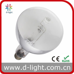 50W 80W 125W 250W 400W 700W 1000W High Pressure Mercury Reflector Lamp (ED Shape)