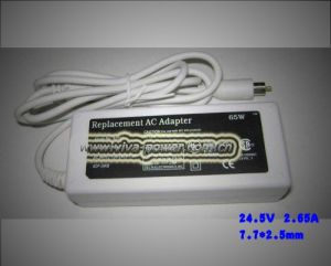 24V 2.65A Laptop AC Adapter A1021 M8943LL/A PowerBook G4 for Apple