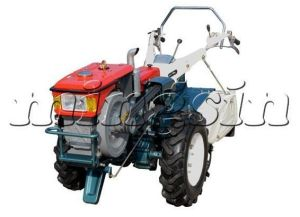 8-10HP Diesel Engine Paddy Field Using Walking Tractor (MX81-2) pictures & photos