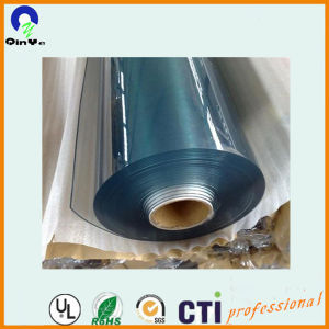 Plastic Normal Clear Flexible PVC Film for Bag