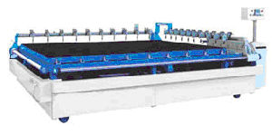 Semi-Automatic Glass Precision Cutting Machine (Z-JQZ2620)