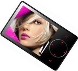 "2.4"" MP4 Player with Touch Key"