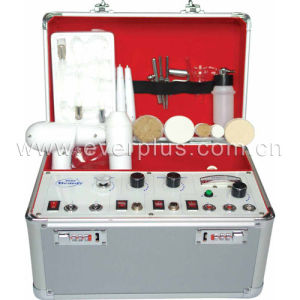 5 Function High Frequency/Galvanic/Vacuum Beauty Equipment (B-8151) pictures & photos