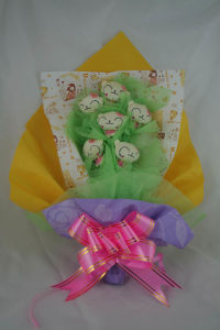 Cartoon Bouquet (001)